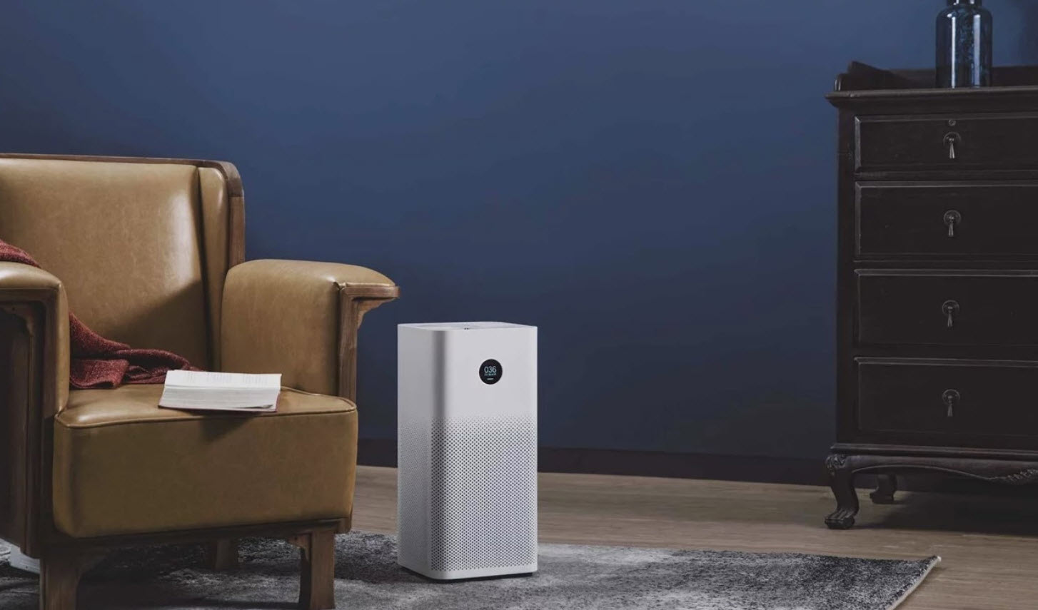 Mi Air Purifier 2S – Who Doesn't Want Fresher Air In Their Home?